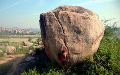 Hampi on I love climbing