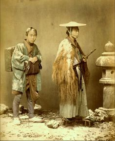 anthony luke's not-just-another-photoblog Blog: Samurai Portraits ~ from the 1800's