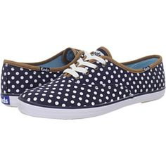 polka dot keds -- just got these the other day!!