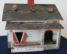 ANOTHER GREAT ANTIQUE BIRDHOUSE!
