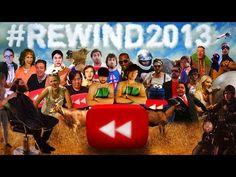 """O YouTube lançou um novo canal """"Rewind 2013″ com a retrospectiva dos vídeos mais acessados na plataforma no Brasil e no mundo. O campeão global divulgado nesta nesta quarta-feira (11) foi Ylvis, com """"The Fox (What Does the Fox Say?)"""" com mais de 276 milhões de visualizações. Entre os clipes musicais mais populares do ano, na lista global, ficou PSY com """"Gentleman"""", somando quase 600 milhões de cliques – o artista coreano já havia sido o mais visto de todos em 2012 com o vídeo de Gangam…"""