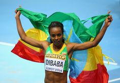 Genzebe Dibaba Photos - IAAF World Indoor Championships: Previews - Zimbio