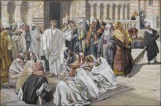 LDS Seasonal Materials: Monday of Holy Week