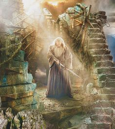 GANDALF - THE HOBBIT: THE DESOLATION OF SMAUG