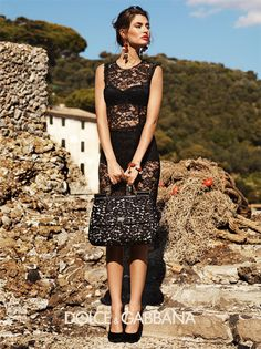 Bianca Balti Dolce E Gabbana Bianca Balti, Love Fashion, Fashion News, Fashion Beauty, Punk Fashion, Lolita Fashion, Vogue, Foto Glamour, Mode Lookbook