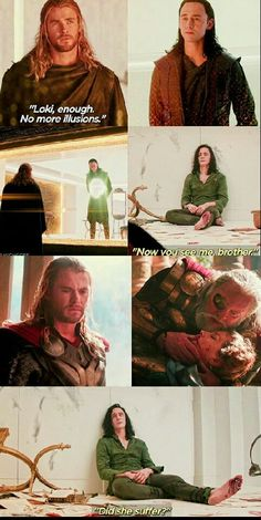 Kills me every time because he truly loved Frigga but Odin can't even be bothered to tell Loki that she's dead until way after she does, and even then he's told by a random guard. Avengers Humor, Marvel Avengers, Funny Marvel Memes, Dc Memes, Marvel Heroes, Loki Meme, Loki Funny, Loki Laufeyson, Loki Thor