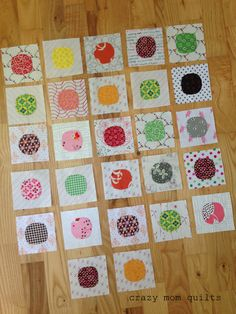 Great needleturn practice by crazy mom quilts
