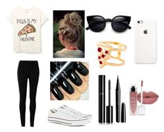 """""""It's time!"""" by kiana-h ❤ liked on Polyvore featuring Max Studio, Converse, Chanel, Marc Jacobs and Glenda López"""