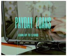 Payday loans are a new form of a loan which can be easily accessed via the Internet. This loading system is also widely known as online payday loans. It is one of the easiest and convenient ways to borrow money. These loans are short term loans and must be repaying in your next paycheck. If you need funds to fight with your unexpected bills then payday loans are the best choice.  #PaydayLoans