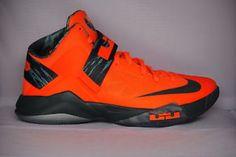 lebron soldier 7 | Nike Lebron Zoom Soldier VI MEN'S Basketball Shoes 525015 800 Multiple ...