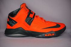 lebron soldier 7 | Nike Lebron Zoom Soldier VI MEN'S Basketball Shoes 525015 800 Multiple ...