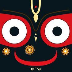 Jagannath Temple Puri, Lord Jagannath, Radha Krishna Love, Hare Krishna, Cricket Wallpapers, Ganesh Wallpaper, Lakshmi Images, Lord Krishna Wallpapers, Indian Folk Art