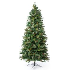 Have to have it. 7.5 ft. Classic Country Unlit Christmas Tree $149.99