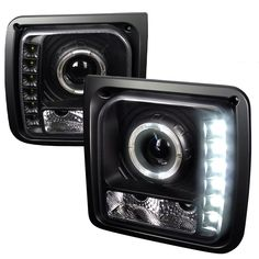 The Spec-D Pair Headlights fit the 2001 Jeep Cherokee. Get proper fitment, easy installation and quality Headlights for your Jeep. Transform your Cherokee for the ultimate driving experience.AutoLightPros.com is backed by a Manufacturer's Warranty and offers safe and secure shipping. You will shop with confidence when you go with the Pros!
