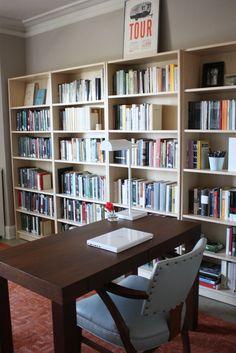 Parsons Desk via @Apartment Therapy