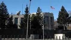 EΛΛΗΝΙΚΗ ΔΡΑΣΗ: Κλείνει η αμερικάνικη πρεσβεία στην Αγκυρα λόγω απ...