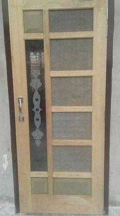 Flush Door Design, Single Door Design, Wooden Front Door Design, Door Gate Design, Room Door Design, Door Design Interior, Door Design Images, Wooden Sliding Doors, Veneer Door