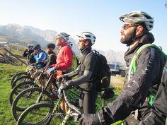 Emozioni bike in #Trentino con i nostri ospiti di Malta #biker #dueruote #MTB