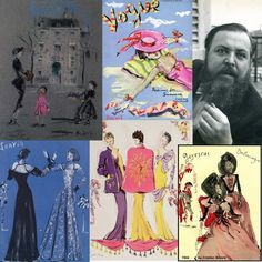 """""""Who knew that 40 years after the 'death' of fashion illustration it would be undergoing such a revival of interest? Drawing Fashion, Christian, Drawings, Illustration, Painting, French, Eye, French People, Painting Art"""