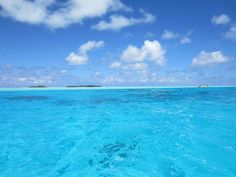 A real paradise- The Cook Islands!