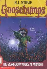Goosebumps, the TV show...So legit