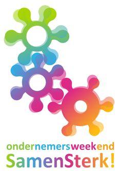 Logo ondernemersweekend/SamenSterk! zonder schaduwtekst