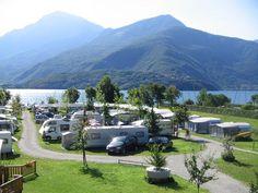 Aree di sosta per camper sul Lago di Como