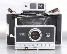 Vintage Polaroid Land Camera 250 Bellows by TreasureTroveDepot, $65.00