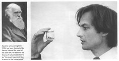 Hes definitely not an actor, but I have had a crush on Richard Dawkins since we talked about him in biology class in high school. He was amazingly good looking when he as young. And he is absolutely brilliant. He makes me melt.