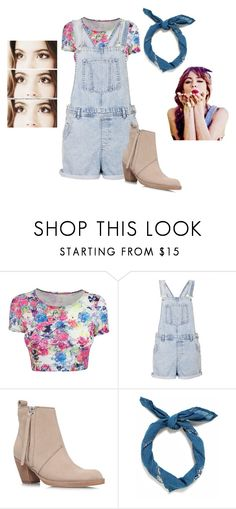 """Get the look Martina Stoessel"" by idapolyvore ❤ liked on Polyvore featuring Topshop, Acne Studios, Consigli, Zara, women's clothing, women, female, woman, misses and juniors"