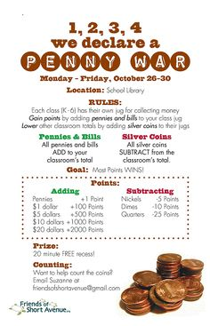 Let the Penny War co
