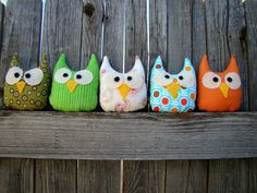 Make these with cute scrapbook paper sitting in a tree for a bulletin board.  They could write a description of their owl.