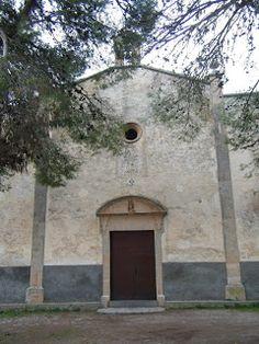 Ermita de la Mare de Dèu de la Bona Pau (Puig de Sant Miquel, Montuïri)