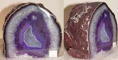 Geodes.  Always a good idea!