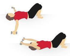 exercices pour remonter ses seins