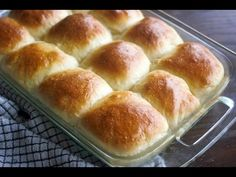Make-Ahead Soft Yeast Rolls | Baker Bettie