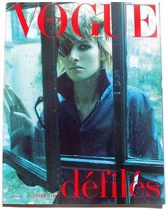 Vogue Italia Dossier Sfilate Primavera Estate 2001
