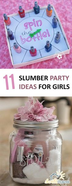 11 Slumber Party Ideas for Girls