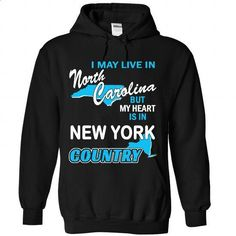 Live in NorthCarolina but California - #teacher shirt #wrap sweater. PURCHASE NOW => https://www.sunfrog.com/Names/Live-in-NorthCarolina-but-California-2952-Black-Hoodie.html?68278