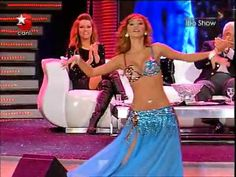 Didem Turkish Bellydancer, wait until about 2:30 in when she really gets into it....fabulous