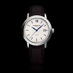 Swiss watchmaker RAYMOND WEIL's Frank Sinatra Limited Edition in partnership with Frank Sinatra Enterprises. #RWSinatra100