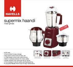 Super Mix Haandi Mixer Grinder
