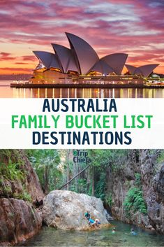 Must See Australia Bucket List Destinations for family travel. If you're plann., - Must See Australia Bucket List Destinations for family travel. If you're plann…, - Bucket List Destinations, Amazing Destinations, Travel Destinations, Visit Australia, Australia Travel, Queensland Australia, Travel With Kids, Family Travel, Family Trips