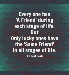 I'm very lucky! My bff B:-) Great Friendship Quotes, Great Quotes, Quotes To Live By, Me Quotes, Inspirational Quotes, Motivational, Quotable Quotes, Friendship Art, Insightful Quotes