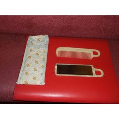 HANDBAG MIRROR AND COMB Listing in the Brushes & Combs,Hair Care,Health & Beauty Category on eBid United Kingdom   148296135