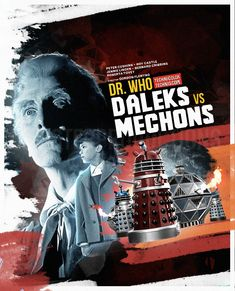 Doctor Who Books, Doctor Who Poster, Doctor Who Art, Second Doctor, Dr Who, Castle, Movie Posters, Cyborgs, Doctors
