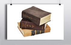 Selection of Hardback & Leather bound books http://www.prophouse.ie/portfolio/books/