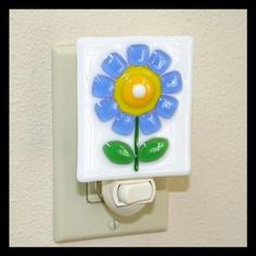 Flower night light