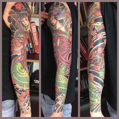 Japanese Tattoo, Geisha Tattoo, Japanese Sleeve Tattoo, Japanese Tattoo Berlin, Japanese Tattoo Germany, Japanische Tatowier Deutschland, Japanische Tatowier Berlin, Japanese Tattoo Freiburg, Tattoo Potsdam, Tattoo Berlin, Japanese Tattoo Stuttgart, Koifish, Koi Tattoo, Japanese Koi Fish Tattoo,