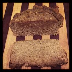 GF Paleo Recipe Love: Low Carb, Paleo Pumpkin Bread